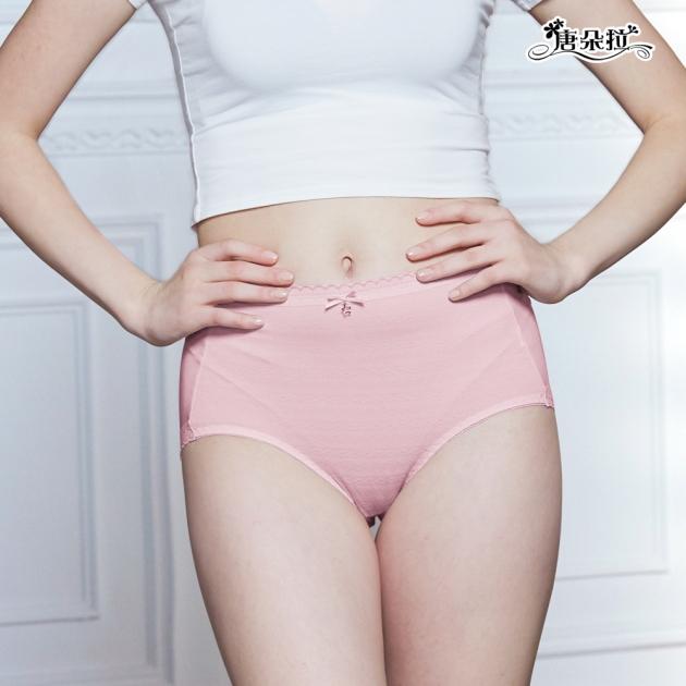 莫代爾 L-XL 輕柔舒適 星星吊墜 透氣親膚好穿/女內褲/單品平口褲【 唐朵拉 】(389) 2